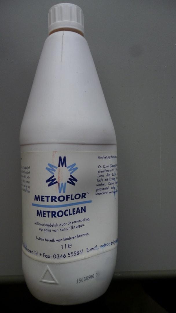 Metroflor metroclean - Tapijt tegel metro ...